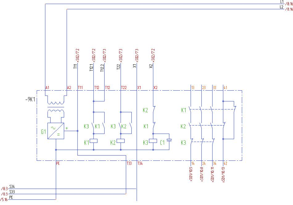treesoft cad elektro cad software f r die elektrotechnik. Black Bedroom Furniture Sets. Home Design Ideas