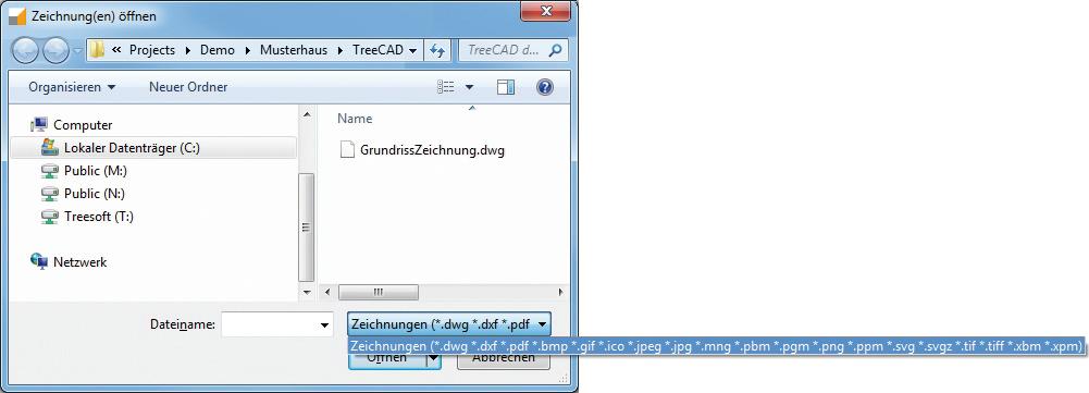 Как конвертировать чертёж AutoCAD dwg в формат PDF