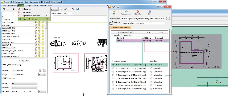 CAD Konverter PDF/DXF/DWG